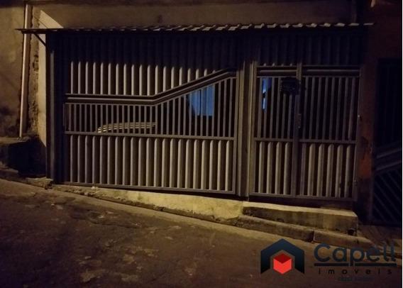 Sobrado 3 Drs Na Vila Soares Cooperativa - Sbc-sp - 1586