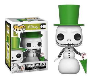 Funko Pop Snowman Jack #448 - Compunet