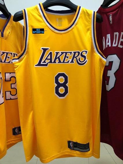 Kobe Bryant #8 Los Angeles Lakers Sublimado 2019 - A Pedido