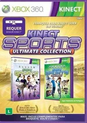 Kinect Sports Ultimate Collection Xbox 360 Midia Fisica
