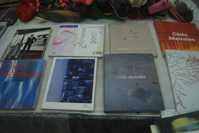 Coleção Definitiva De Publicações De Cildo Meireles
