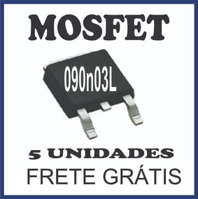 Transistor Mosfet 090n03l Original (5 Unidades)