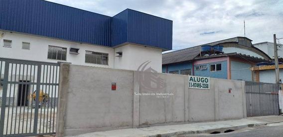 Galpão Para Alugar, 2120 M² Por R$ 30.000,00/mês - Jardim Fátima - Guarulhos/sp - Ga0230