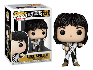 Funko Pop Luke Spiller #131 The Struts Rocks Regalosleon