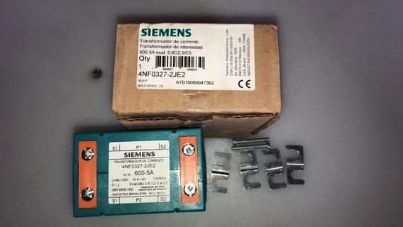 Transformador De Corrente Siemens 4nf0327-2je2