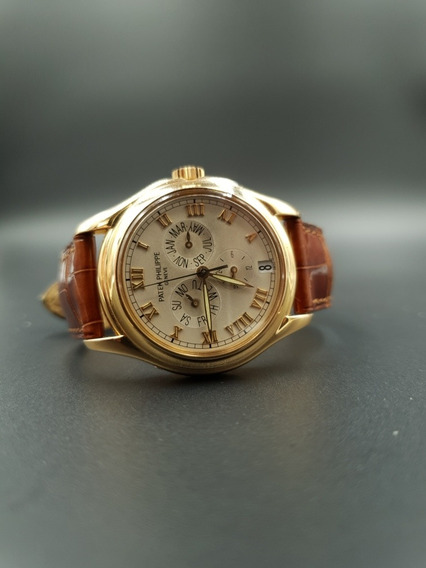 Patek Philippe - 5035r. Ouro Rosa. Completo