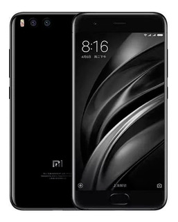 Xiaomi Mi 6 64gb 6gb Ram Dual Sim Cerámica Libre Mostrador