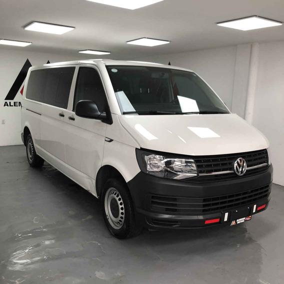 Volkswagen Transporter 2018 5p Tdi L4/2.0/t Man 9/pas