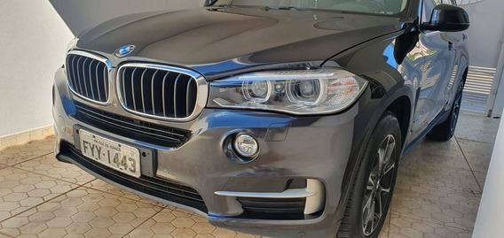 Bmw X5 2014 Semi-novo Completo Cinza-escuro