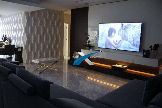 Apartamento À Venda 4 Quartos 176 M² Por R$ 1.250.000 - Jardim Cidade - Betim/mg - Ap4755