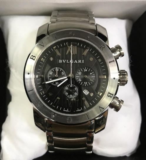 Relógio Importado Bvlgari