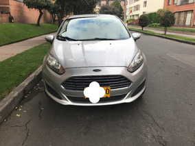 Ford Fiesta Se Automático Powershift 2014 Hatchback