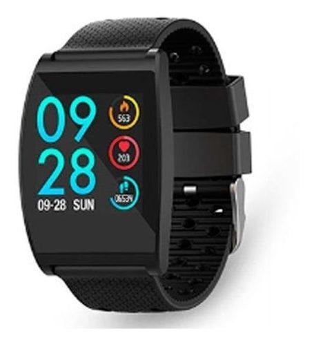 Relogio Bluetooth E Monitoramento Cardiaco Esportivo Militar