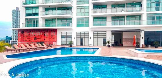 Amplio Apartamento En Venta Paramount Costa Del Este Panama