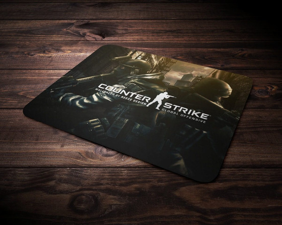 Mouse Pad Gammer - Counter Strike