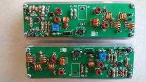 Placa Amplificadora De 7w Para Transmissor Veicular + Dissip