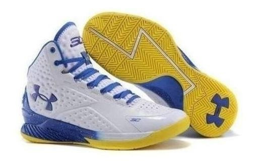 Tênis Basquete Under Armour Curry One Original