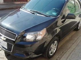 Chevrolet Aveo 1.6 Ls L4 At 2015