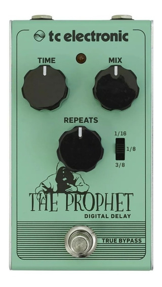 Pedal Tc Electronic The Prophet Delay + Nf E Grtia!