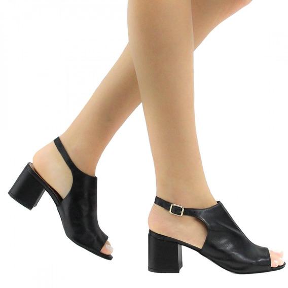 Sandália Zariff Shoes Fivela 46602
