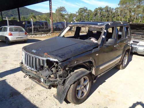 Sucata Jeep Cherokee Sport Ltd  3.7 2011/2012