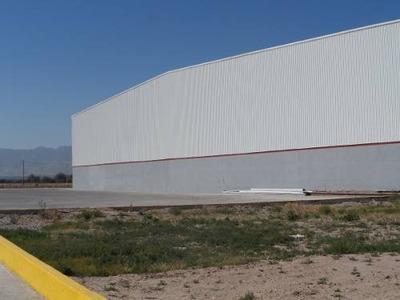 Nave Industrial En Renta En Zona Industrial (parque Mexico)