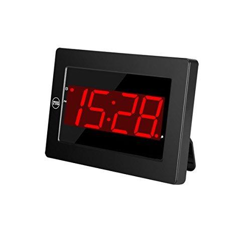 6f4d8f62775d Reloj Digital Despertador Digital Led Reloj De Pared Funcion -   2