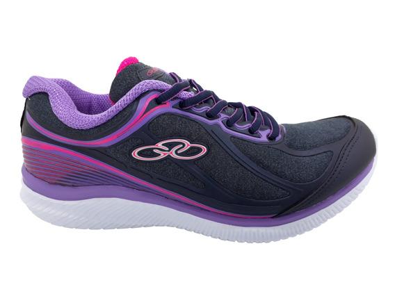 Tênis Feminino Olympikus Actual 422 - Rainha Calçados
