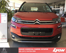 Citroën C3 Aircross Feel Rojo 0 Km Camioneta Caja Manual