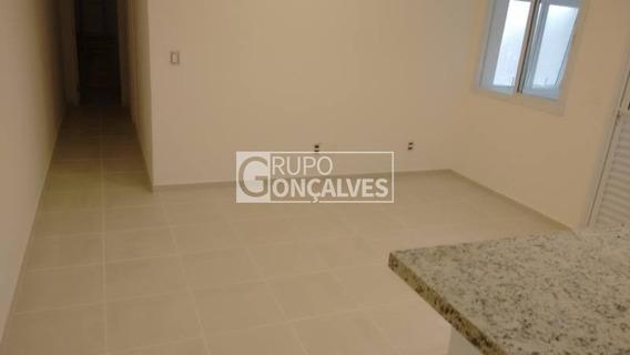 Apto Em Condomínio Padrão Para Locação No Bairro Vila Formosa, 2 Dorm, 56 M, Sem Vaga - 4493