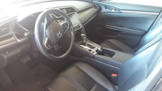 Honda Civic Sedan Turbo Plus Cvt,2019.
