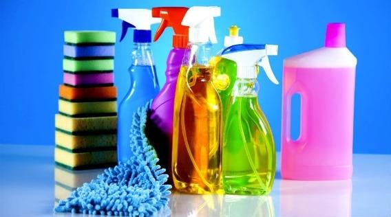 Curso Como Fabricar Produtos De Limpeza E Higiene