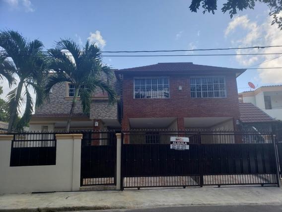 Casa De Renta En Primer Nivel, El Embrujo I,santiago Kgc-116