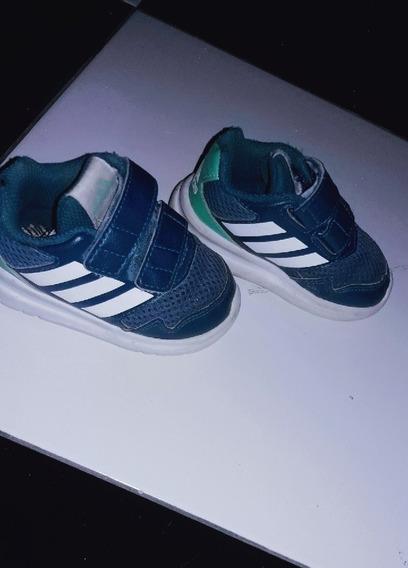Zapatillas adidas Talle 20 Nene
