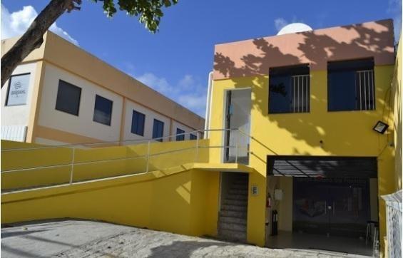 Salas Comerciais 200 M² -locação - Lauro De Freitas - Pt0002
