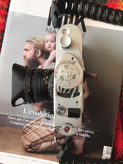 Leica Ma Limitada Rara