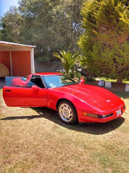 Chevrolet Corvette 1992 Nacional
