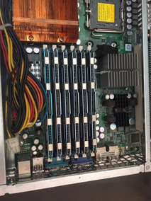 Servidor Itautec Lx 211 - 6 Gb Ram - Sem Hd - 100% Testado