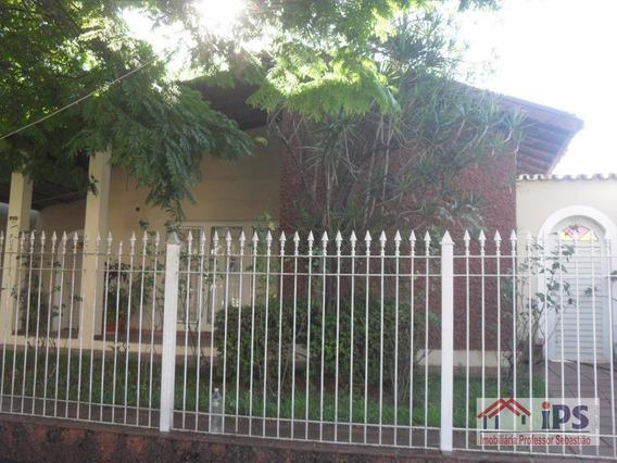 Casa Residencial Para Venda E Locação, Jardim Chapadão, Campinas. - Ca1189