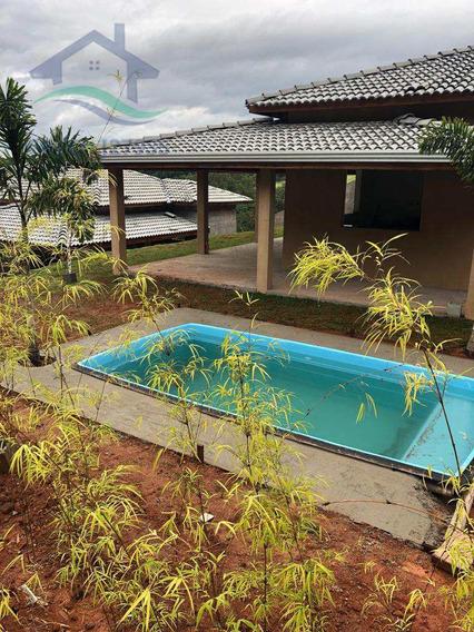 Casa De Condomínio Com 03 Dorms, Rosário, Atibaia - R$ 380 Mil, Cod: 1918 - V1918