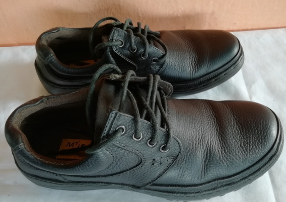 Zapatos Caballeros Original Cuero Marca Mr Jones Numero 41