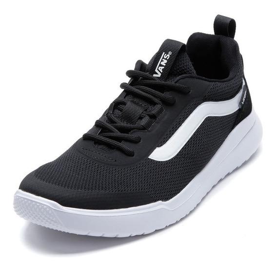 Zapatillas Vans Mod Cerus Rw Negro Ultralivianas