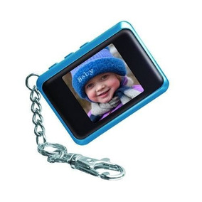 Porta-retrato Digital Chaveiro Coby Lcd 1.5 Polegadas