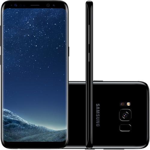 Celular Samsung Galaxy S8 Plus 64gb Usado Seminovo Muito Bom