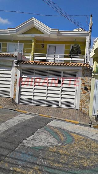 Sobrado Em Água Fria - São Paulo, Sp - 344936