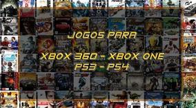 4 Jogos Xbox 360-one-ps3-ps4 Originais