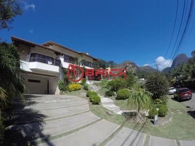 Excelente Casa Para Locação No Vale Dos Eucaliptos Com 3 Suítes. - Ca00533 - 32458470