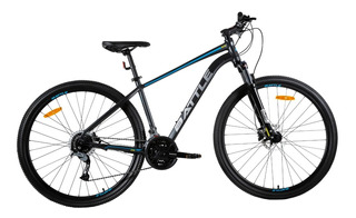 Bicicleta Battle Mountain Bike Rodado 27.5 27 Velocidades