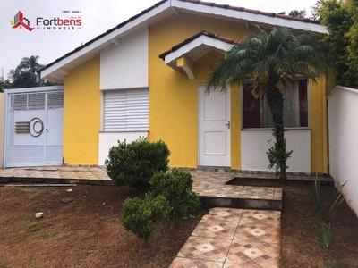 Casa Residencial Para Locação, Moinho, Francisco Morato. - Ca0627