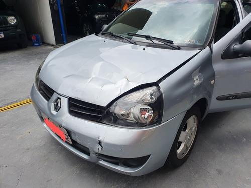 Renault Clio 2007 1.0 16v Authentique Hi-flex 5p